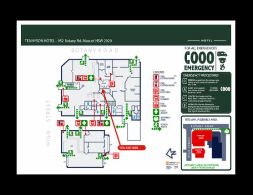 Safety Maps & Emergency Signage - SafetyMaps