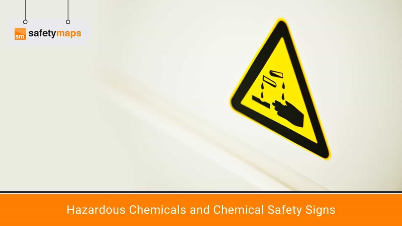 Hazardous Chemicals and Chemical Safety Signs