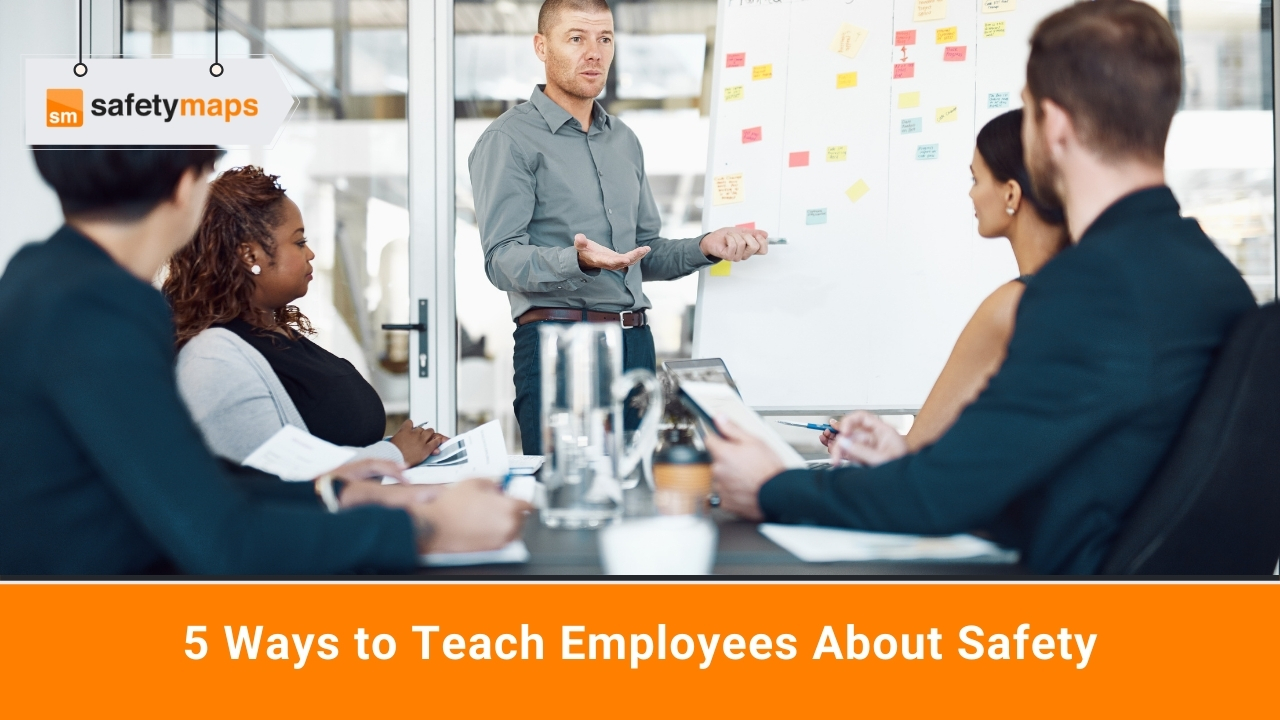 5 Ways to Teach Employees About Safety